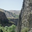 Mountain in Armenia - Stock Photo