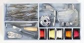 Seamstress tool — Stock Photo