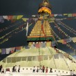 Stock Photo: STUPA IN KATHMANDU