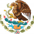 Mexico, coat of arms — Stock Photo #32167771
