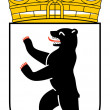 Berlin, coat of arms — Stock Photo #32167973