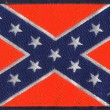 Confederate flag states of America — Stock Photo