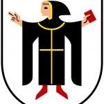 Monaco of Bavaria, coat of arms — Stock Photo