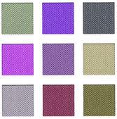 Colour sampler — Stock Photo