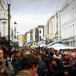 Portobello Road Market — Stock Photo