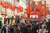Chinatown - London — Stock Photo