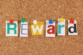 Reward — Stock Photo