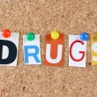 Drugs — Stock Photo