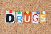 Farmaci — Foto Stock