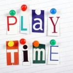 Постер, плакат: Play Time