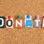 Donate — Stock Photo #26177299