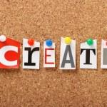 The word Create — Stock Photo #31453951