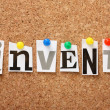 ������, ������: The word Invent