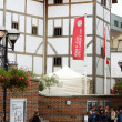Shakespeare's Globe Theatre, London — Stock Photo