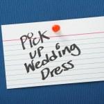 Постер, плакат: Pick Up Wedding Dress