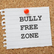 Bully Free Zone — Stock Photo #35544513