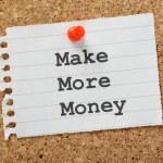 Make More Money — Stock Photo #35556667