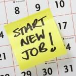 Start New Job! — Stock Photo #36096553