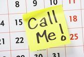 Call Me! — Stock Photo