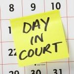 ������, ������: Day In Court Reminder