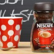 Stock Photo: Nescafe Original Coffee