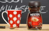 Nescafe Original Coffee — Stock Photo