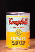Campbell's Tomato Soup — Stock Photo