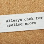 Spelling Concept — Stock Photo