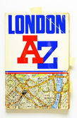 London A to Z — Stock Photo