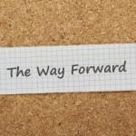 Постер, плакат: The Way Forward