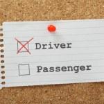 Постер, плакат: Driver or Passenger