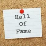 Постер, плакат: Hall of Fame