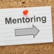 Mentoring This Way — Stock Photo #51523785