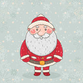 Santa Claus — Stock Vector