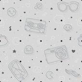 Coola mönster — Stockvektor