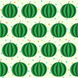 Pattern with watermelons — Stock Vector #34662613