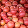 Stock Photo: Texture of red tomato