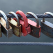 Lock, tradition of love — Stock Photo #13508753