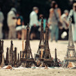 Tower Paris sale — Stock Photo #22884712