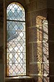L'Abbaye-de-Fontenay. Abbey of Fontenay. — Stock Photo