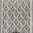 Details of a door. The Great Mosque of Paris. — Stock Photo