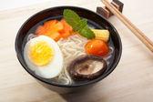 Soup Noodles — Stock Photo