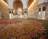 Sheikh Zayed Grand Mosque — Stock Photo