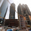 Stock Photo: Contruction in Abu Dhabi