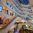 Shopping center in Dusseldorf - Stock Photo