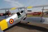 Airshow in Antwerp — Stock Photo