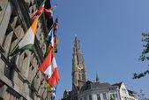 Antwerp — Stok fotoğraf