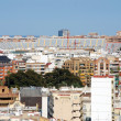 Football stadium of Valencia — Stock Photo