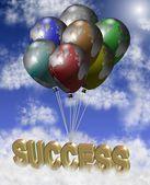 Global success — Stock Photo