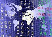 Global market — Stock Photo